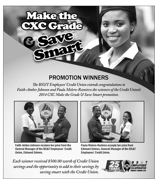2014 CXC Promotion Winners