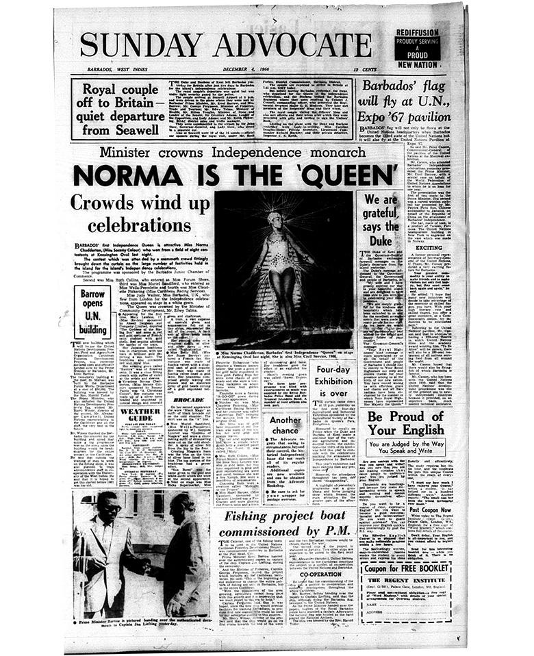 Norma is the Queen